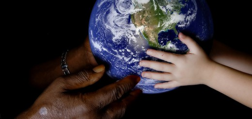 Let us pass to our children a world of peace