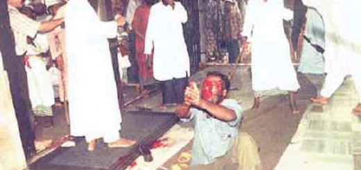 Muslims kill Bangali Hind