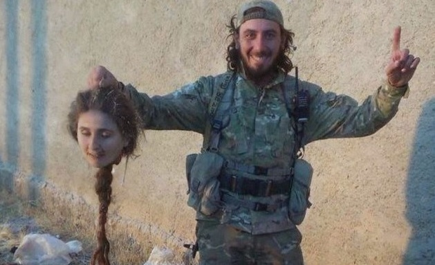 Isis women beheading confirm